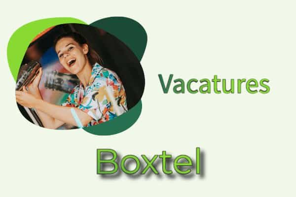 vacatures Boxtel