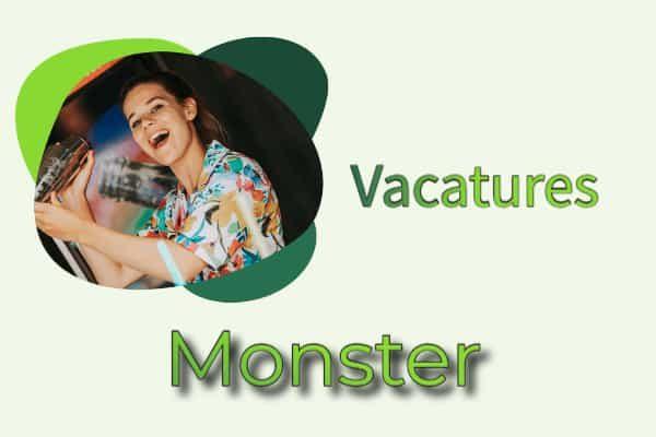 vacatures Monster