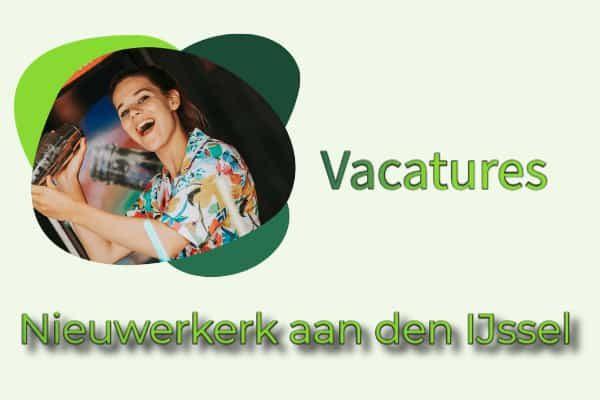 vacatures Nieuwerkerk aan den IJssel