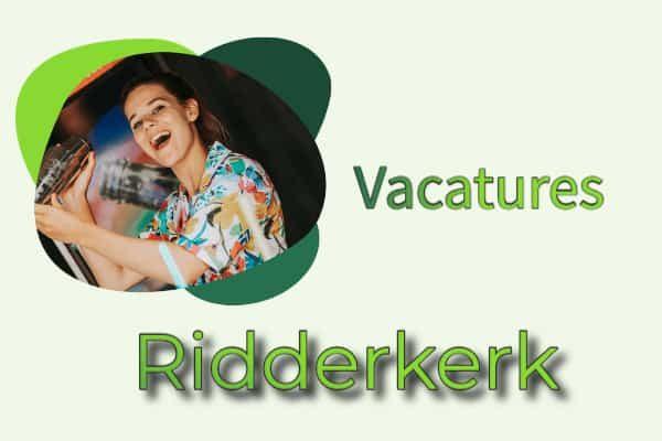 vacatures Ridderkerk