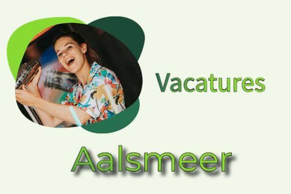 vacatures aalsmeer